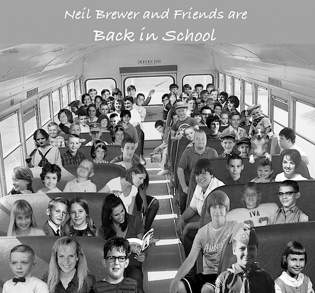 Neil Brewer – Neil Brewer and Friends Are Back in School CD Review